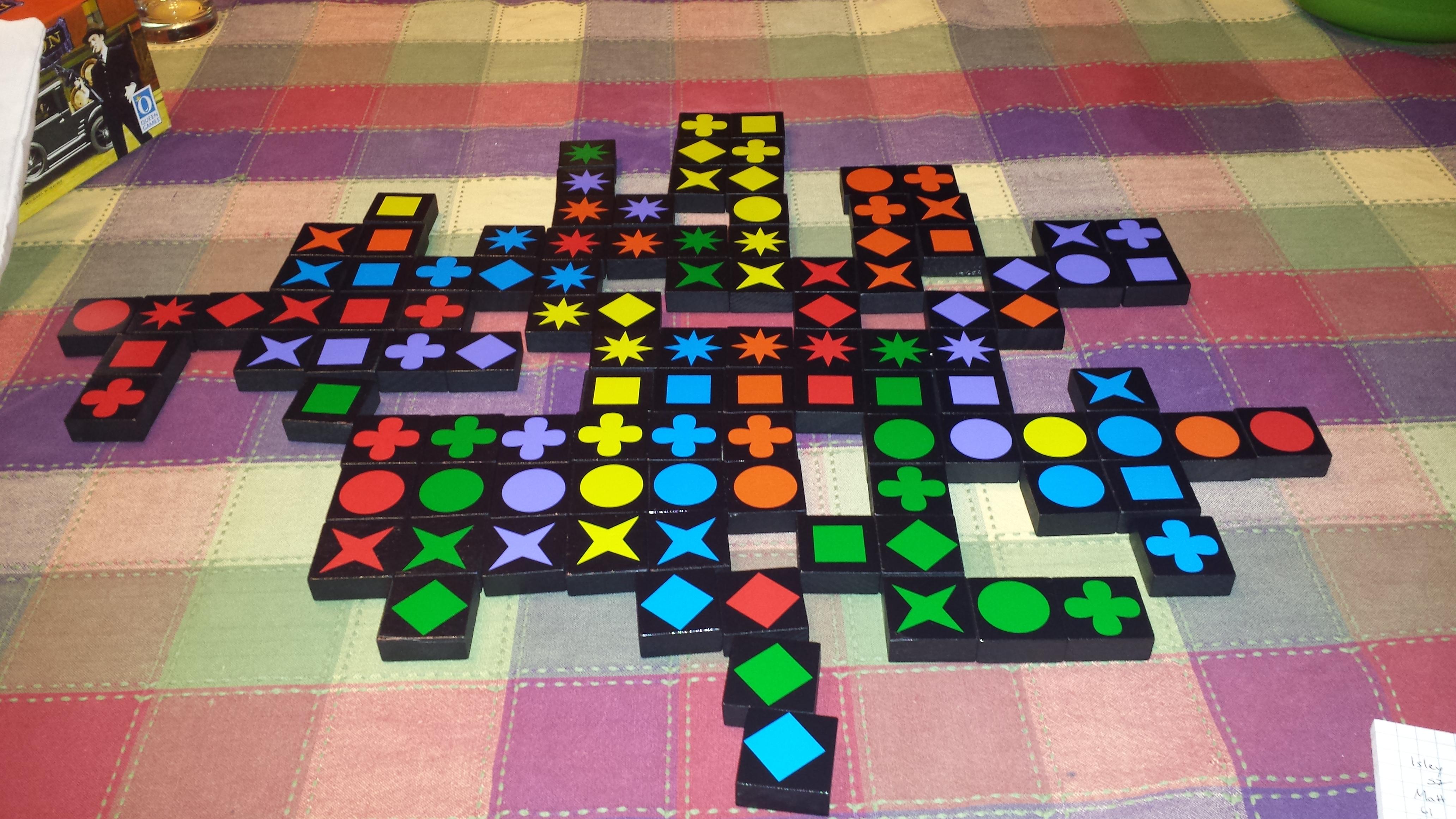 qwirkle cubes spiel
