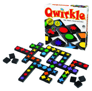 Qwirkle with play example