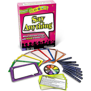 Say-Anything-Game